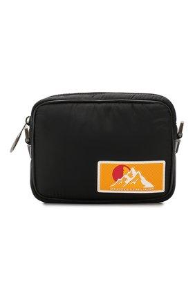 Мужская текстильная сумка OFF-WHITE черного цвета, арт. 0MNA049F19F430021000 | Фото 1