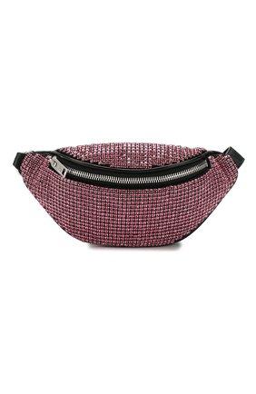 Женская поясная сумка attica ALEXANDER WANG розового цвета, арт. 20C219Y046 | Фото 1
