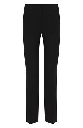 Женские шерстяные брюки CASASOLA черного цвета, арт. TRSP1160 | Фото 1