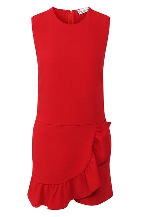 Женский комбинезон REDVALENTINO красного цвета, арт. SR0VEA70/2EU | Фото 1