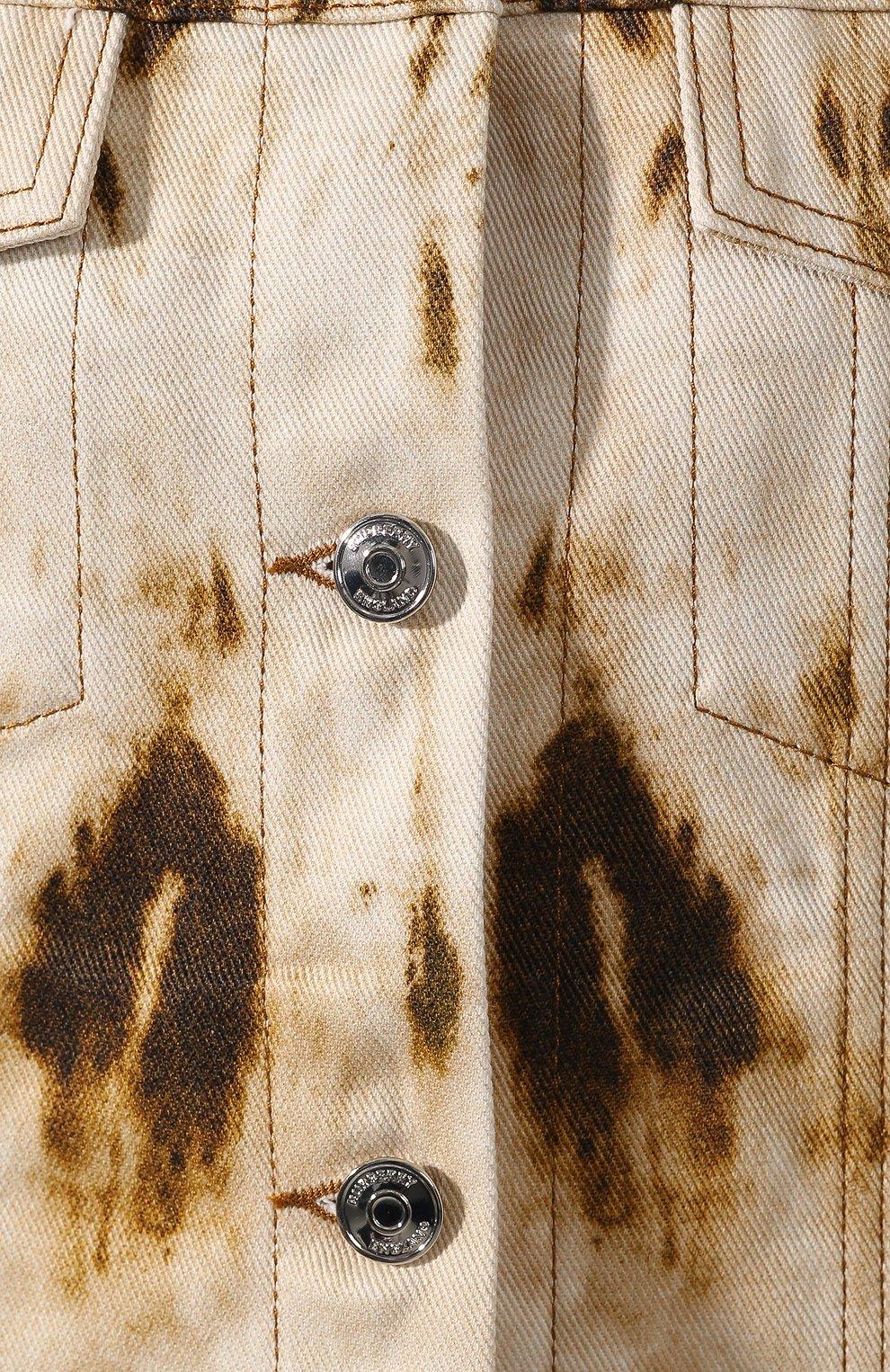 Джинсовая куртка | Фото №5