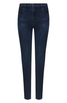 Женские джинсы J BRAND синего цвета, арт. JB001690/A | Фото 1