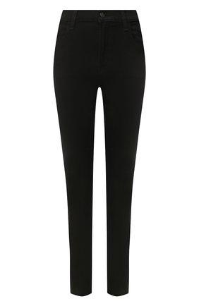 Женские джинсы J BRAND черного цвета, арт. 231100294 | Фото 1