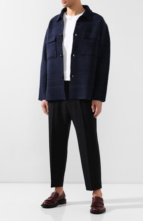 Шерстяная куртка | Фото №2