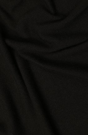 Мужской кашемировый шарф ALLUDE коричневого цвета, арт. 195/30030 | Фото 2
