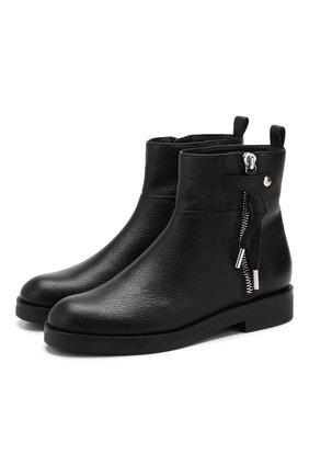 Кожаные ботинки Zayra | Фото №1