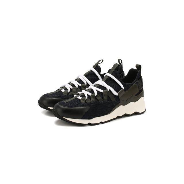 Комбинированные кроссовки Pierre Hardy — Комбинированные кроссовки