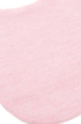 Детского шапка-балаклава milka CANOE светло-розового цвета, арт. 5805566.54 | Фото 3
