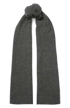 Детский шарф tallinn CANOE темно-серого цвета, арт. 5912671 | Фото 1