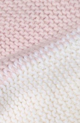 Детский шарф-снуд anel CANOE сиреневого цвета, арт. 2432551 | Фото 2
