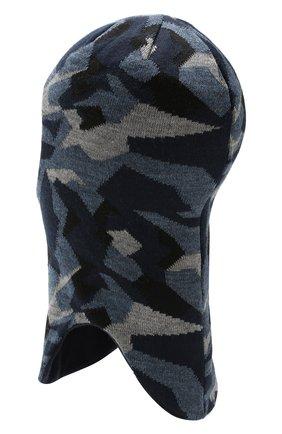 Детского шапка-балаклава everest CANOE темно-синего цвета, арт. 5911141.54 | Фото 2