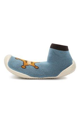 Детского домашняя обувь COLLEGIEN синего цвета, арт. 954D/36-39 | Фото 2