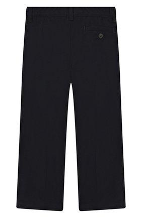 Детские брюки IL GUFO темно-синего цвета, арт. A19PL088WR003/2А-4А | Фото 2