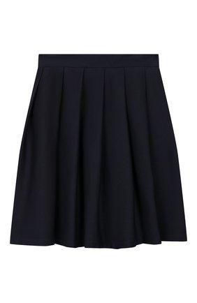 Детская юбка CAF синего цвета, арт. 53-XX-AI1920/12A-14A   Фото 1
