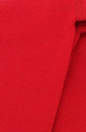 Детские хлопковые колготки FALKE красного цвета, арт. 13625 | Фото 2