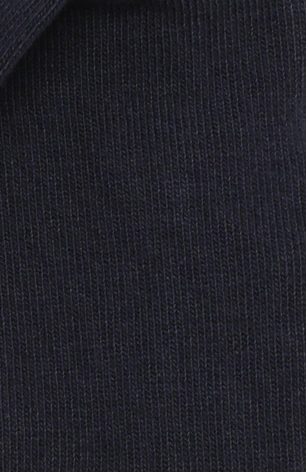 Детские хлопковые колготки FALKE темно-синего цвета, арт. 13625 | Фото 2