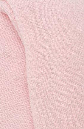 Детские хлопковые колготки FALKE розового цвета, арт. 13615 | Фото 2