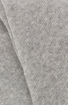 Детские хлопковые колготки FALKE серого цвета, арт. 13615 | Фото 2
