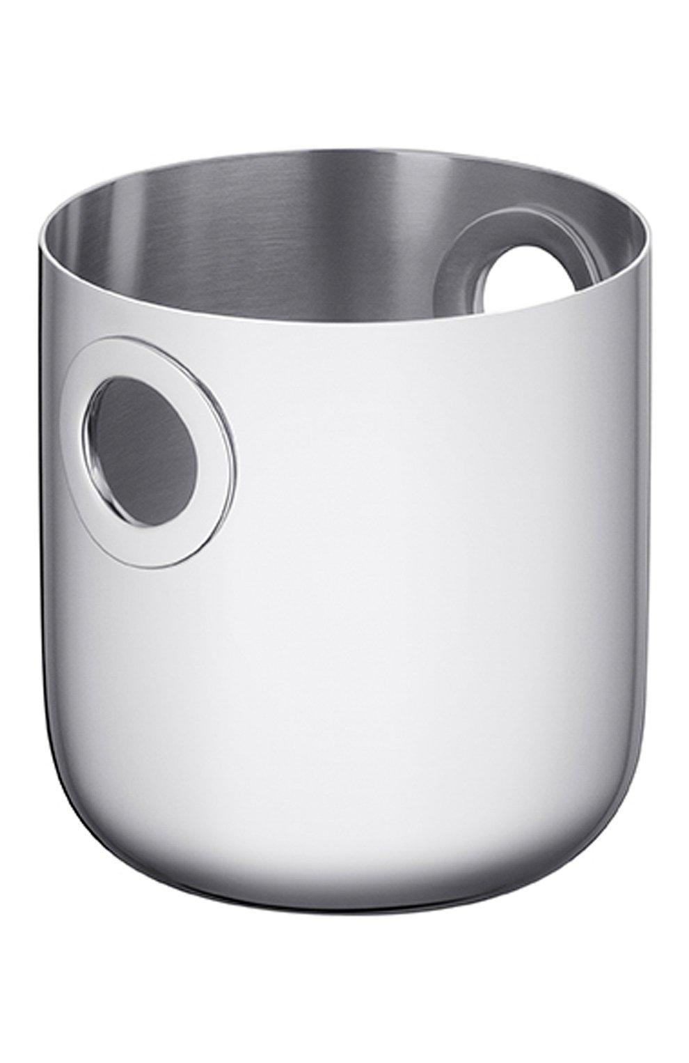 Мужского ведро для льда oh de christofle CHRISTOFLE серебряного цвета, арт. 05940005 | Фото 1