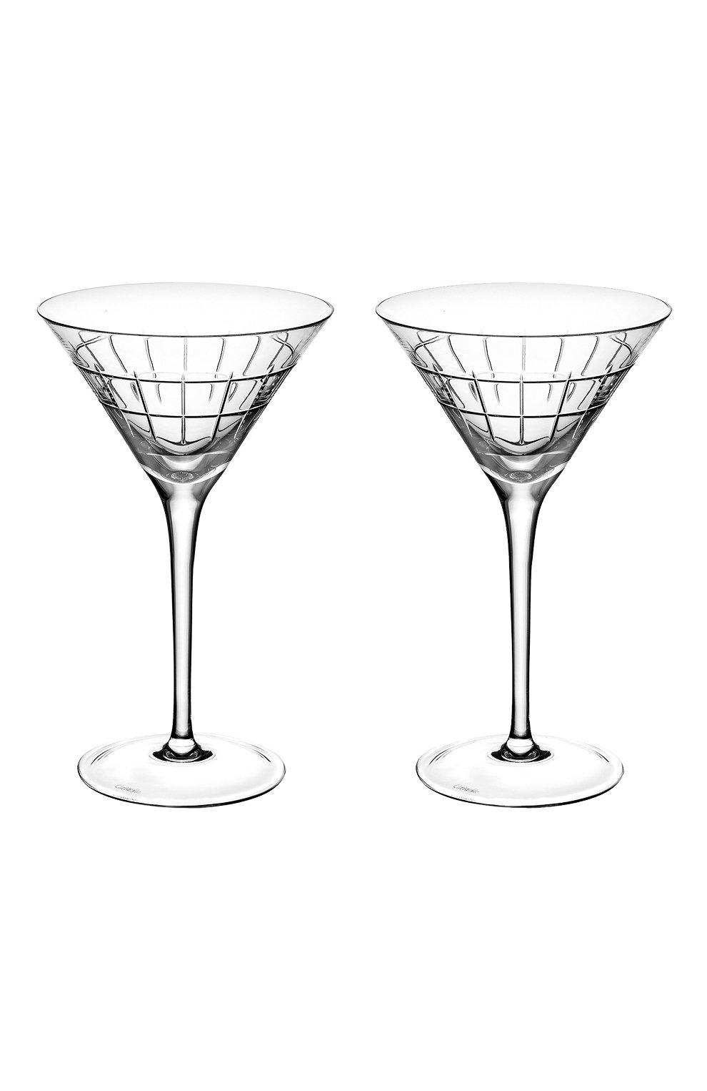 Набор из 2-х фужеров для мартини Graphik   Фото №1
