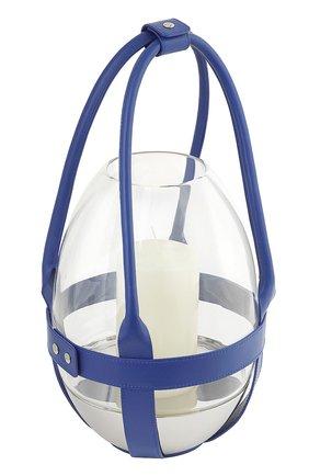 Мужского кожаный держатель для набора mood CHRISTOFLE синего цвета, арт. 07753297 | Фото 2