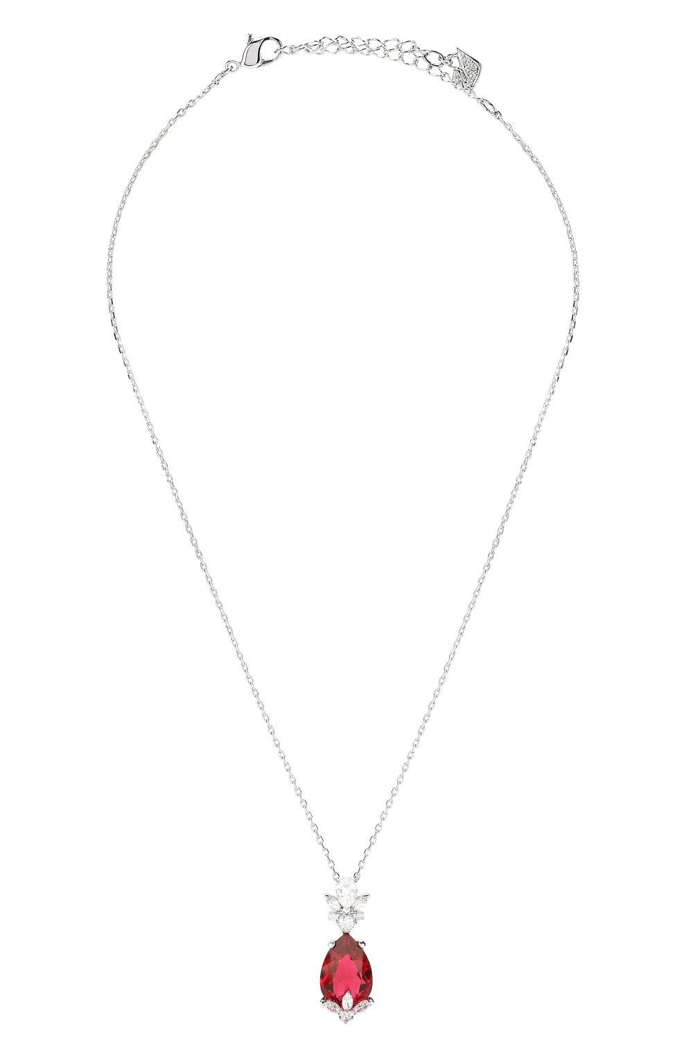 Женская кулон louison SWAROVSKI серебряного цвета, арт. 5495077 | Фото 1
