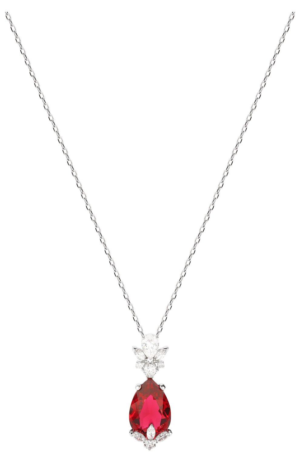 Женская кулон louison SWAROVSKI серебряного цвета, арт. 5495077 | Фото 2