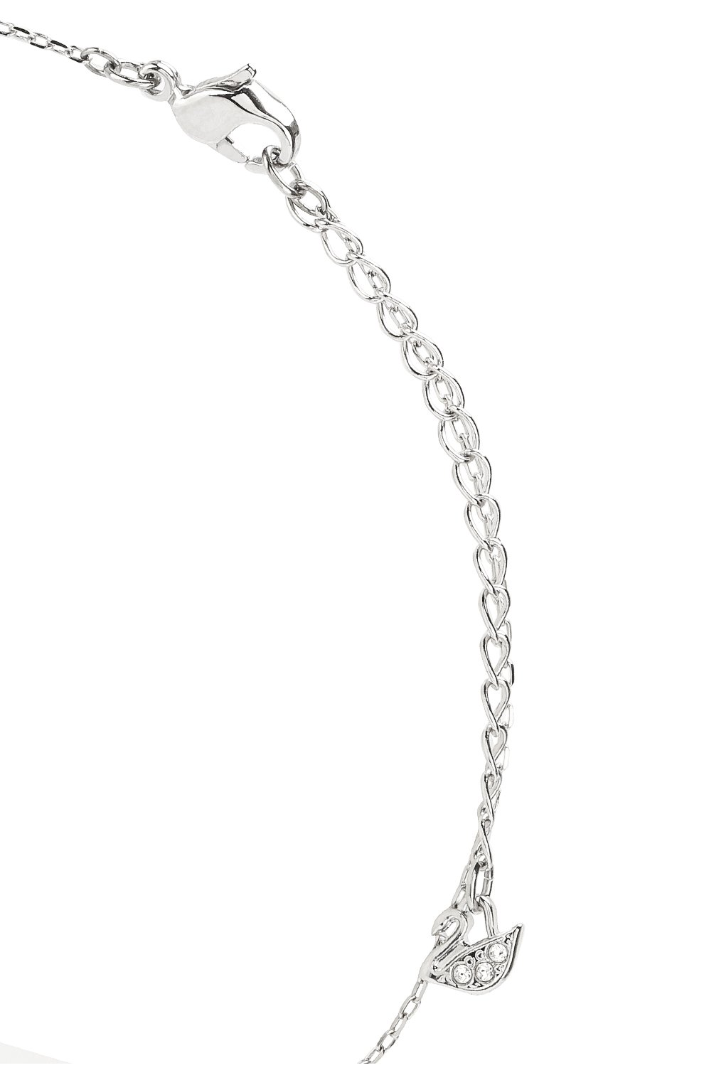 Женская кулон louison SWAROVSKI серебряного цвета, арт. 5495077 | Фото 3