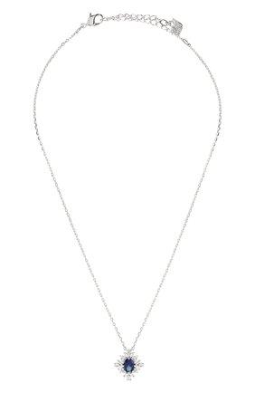 Женская ожерелье palace SWAROVSKI серебряного цвета, арт. 5498831 | Фото 1