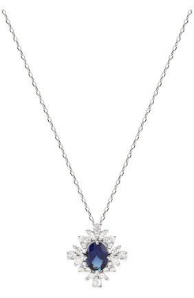 Женская ожерелье palace SWAROVSKI серебряного цвета, арт. 5498831   Фото 2