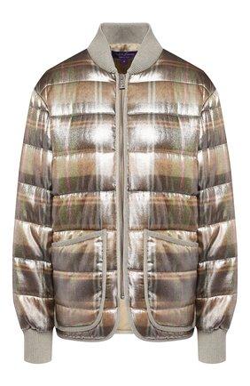 Куртка из смеси вискозы и шелка | Фото №1