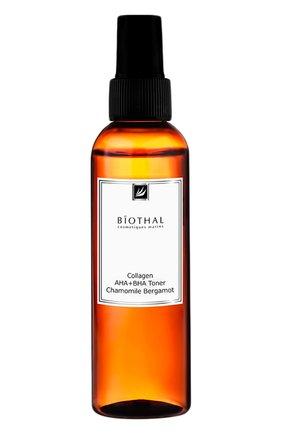 Женский успокаивающий тоник chamomile bergamot BIOTHAL бесцветного цвета, арт. 4627145990490 | Фото 1