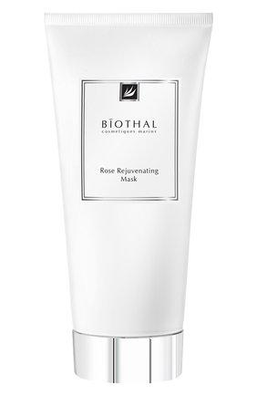 Женская омолаживающая питательная маска для лица rose BIOTHAL бесцветного цвета, арт. 4627145990537 | Фото 1