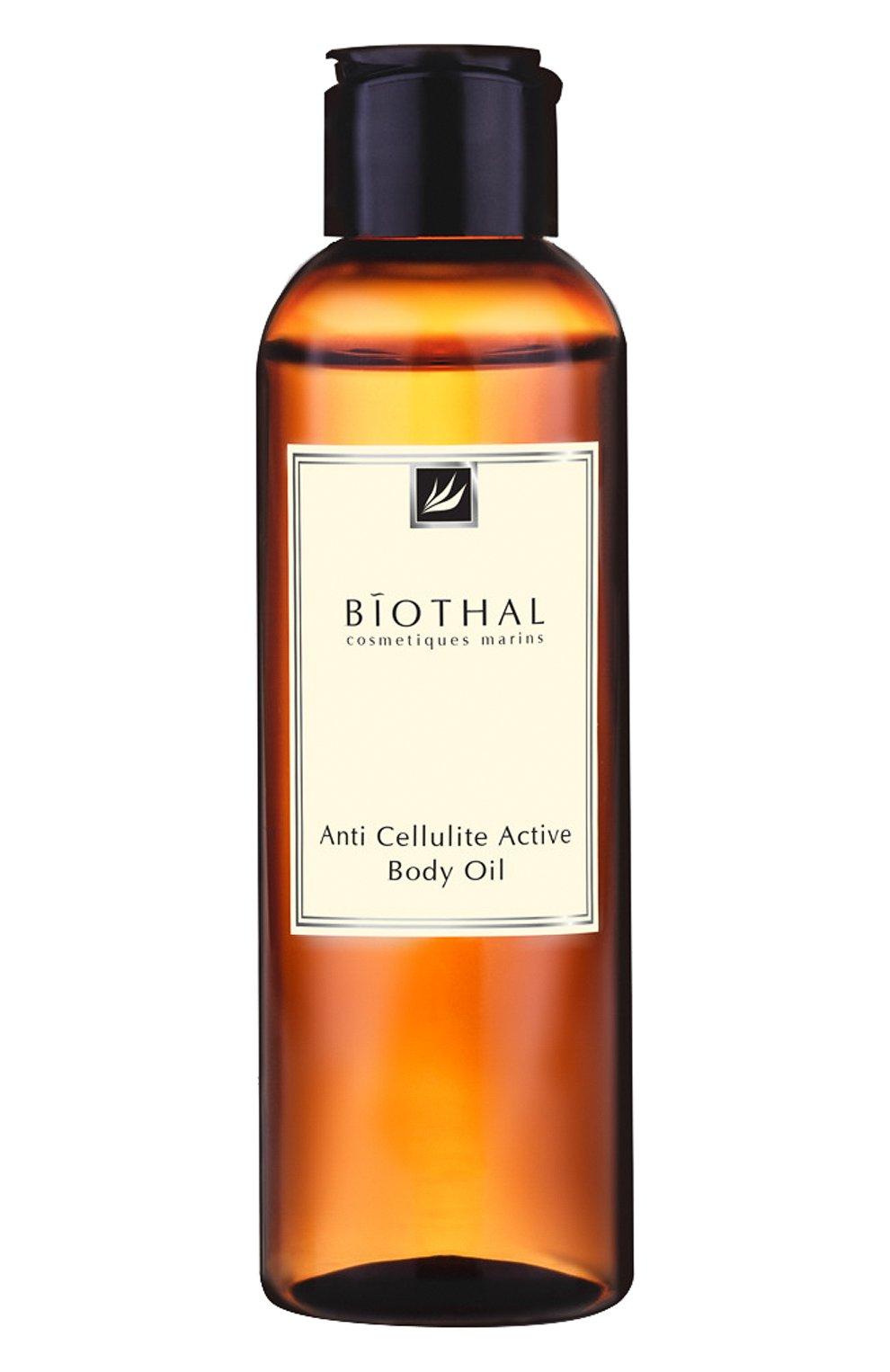 Женского антицеллюлитное масло для тела anti cellulite active BIOTHAL бесцветного цвета, арт. 7930077270002 | Фото 1