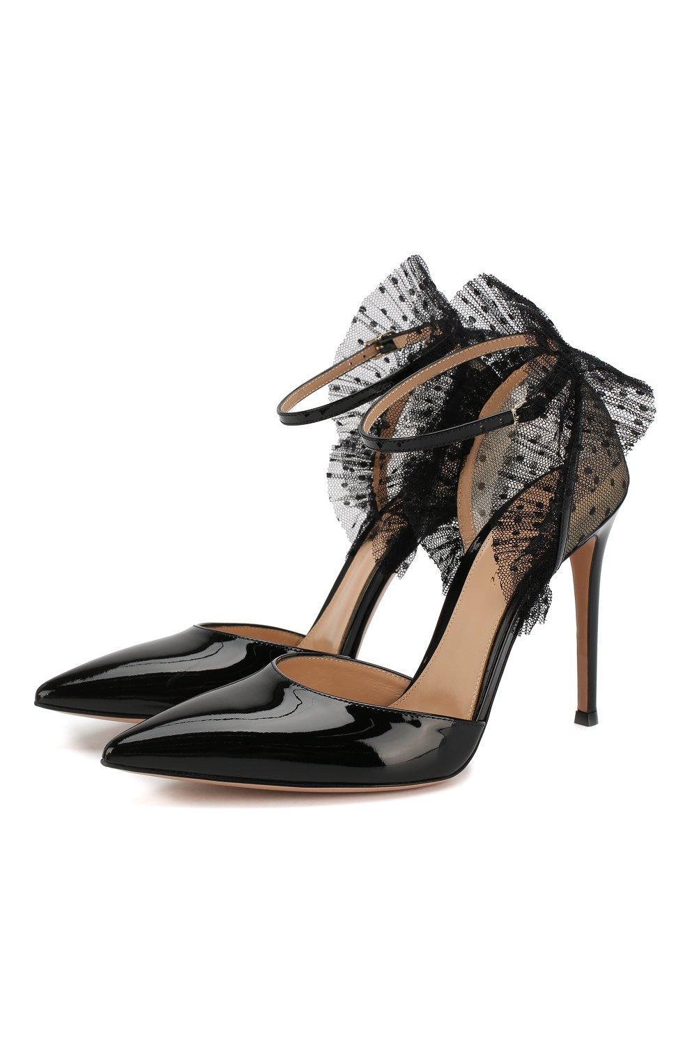 Кожаные туфли Beatrice | Фото №1