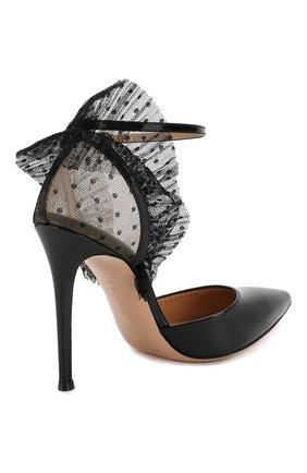 Кожаные туфли Beatrice | Фото №4