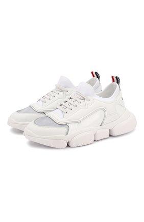 Кожаные кроссовки Briseis | Фото №1