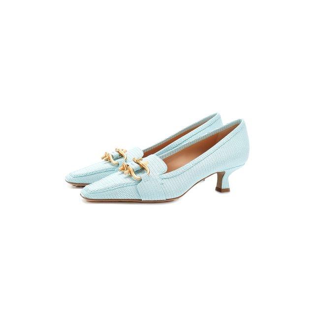 Кожаные туфли Bottega Veneta