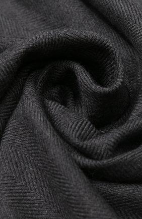 Мужские шерстяной шарф CANADA GOOSE серого цвета, арт. 5352L | Фото 2