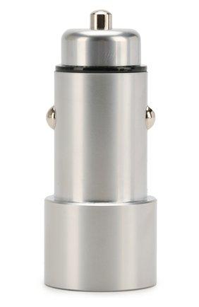 Мужского автомобильное зарядное устройство UBEAR серого цвета, арт. CC03GR01-AD | Фото 1
