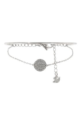 Женский браслет ginger SWAROVSKI серебряного цвета, арт. 5389044 | Фото 1
