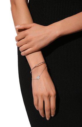 Женский браслет ginger SWAROVSKI серебряного цвета, арт. 5389044 | Фото 2