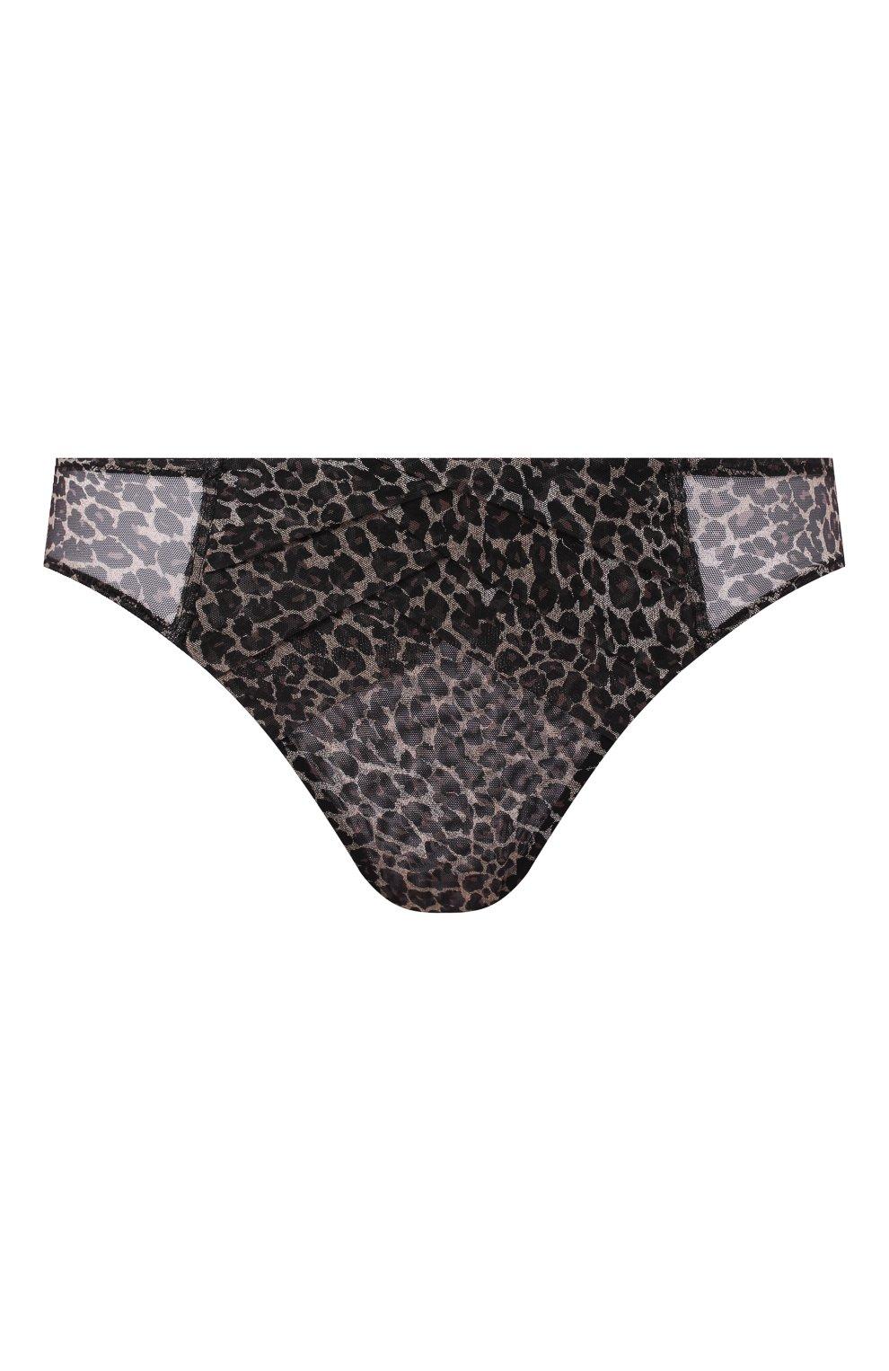 Женские трусы-слипы CHANTAL THOMASS леопардового цвета, арт. 0043_лео | Фото 1