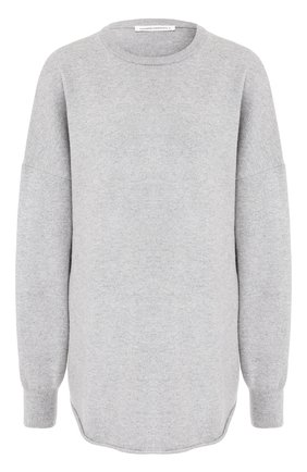 Женский кашемировый свитер EXTREME CASHMERE серого цвета, арт. 102/HERE   Фото 1
