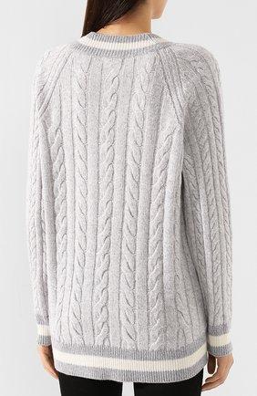 Шерстяной пуловер | Фото №4