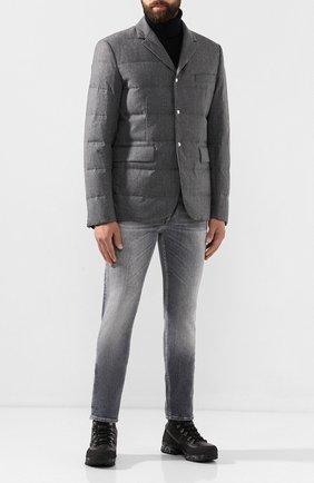 Шерстяная куртка Heliere | Фото №2