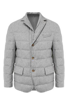 Шерстяная куртка | Фото №1