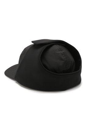Мужской бейсболка VALENTINO черного цвета, арт. SY0HPA00DMZ | Фото 2