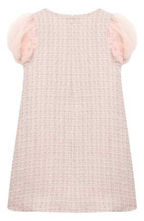 Платье из хлопка и шерсти   Фото №2