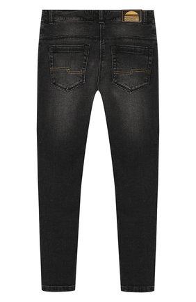 Детские джинсы MARC JACOBS (THE) серого цвета, арт. W14221   Фото 2